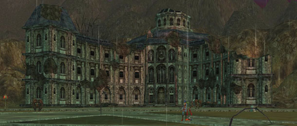サイラグ廃墟