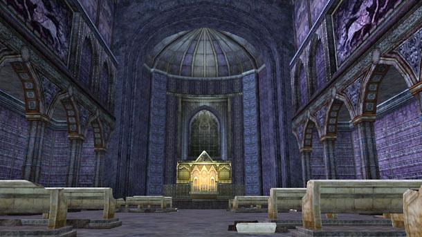 ドラゴ・エクリプスの礼拝堂