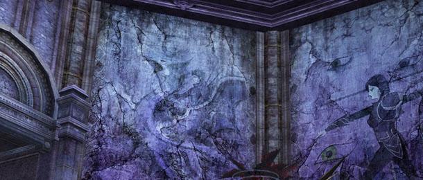 ドラゴ・エクリプスの壁画